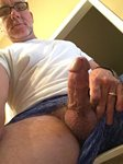 Cock and face.  :-)