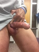 So what would you like to do to/use this hard cum filled daddy cock??
