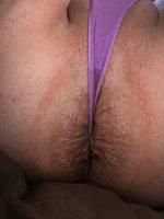 My thong upside my mancunt
