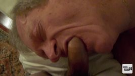 Sucking a trucker's dick